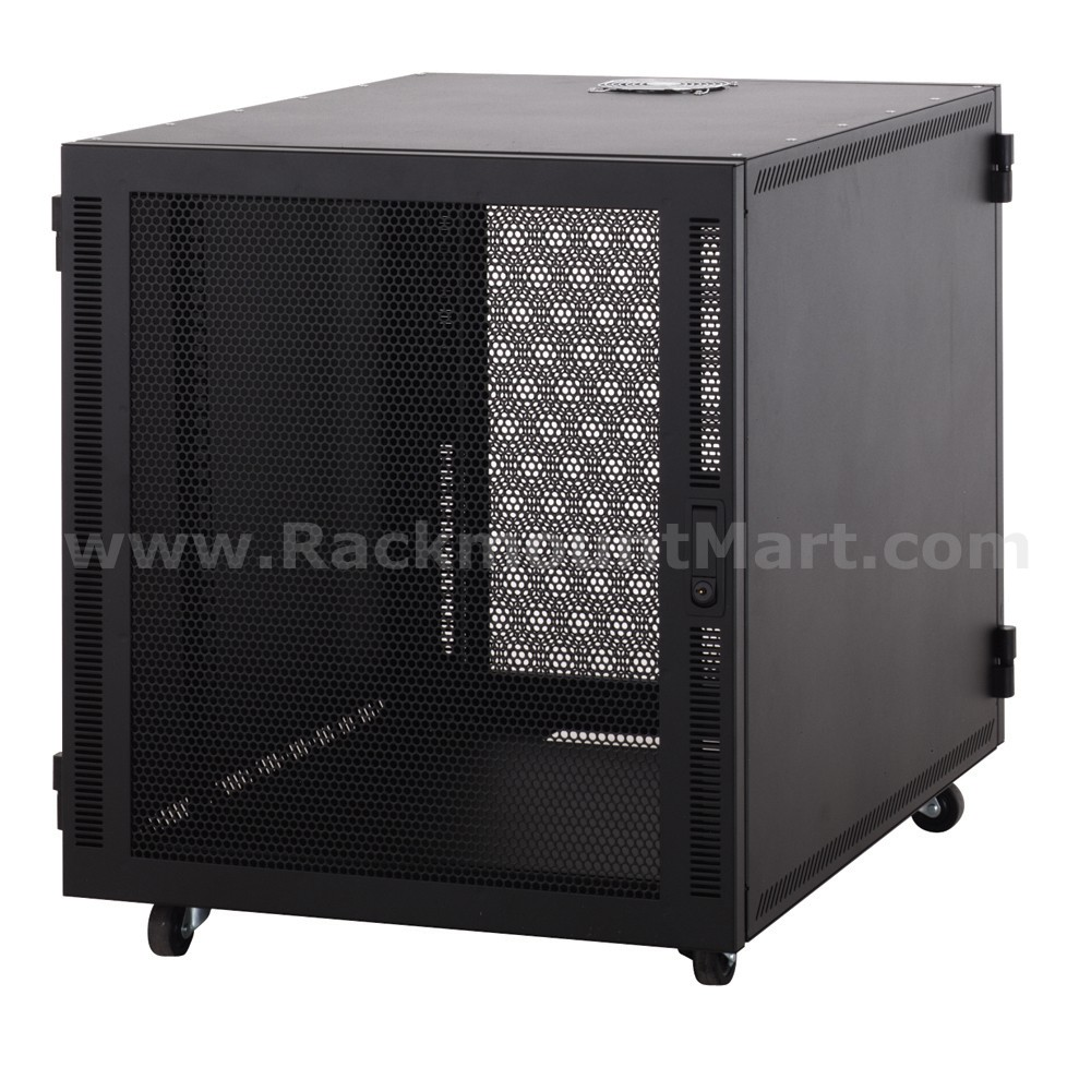 Cr1202 12u Compact Server Cabinet