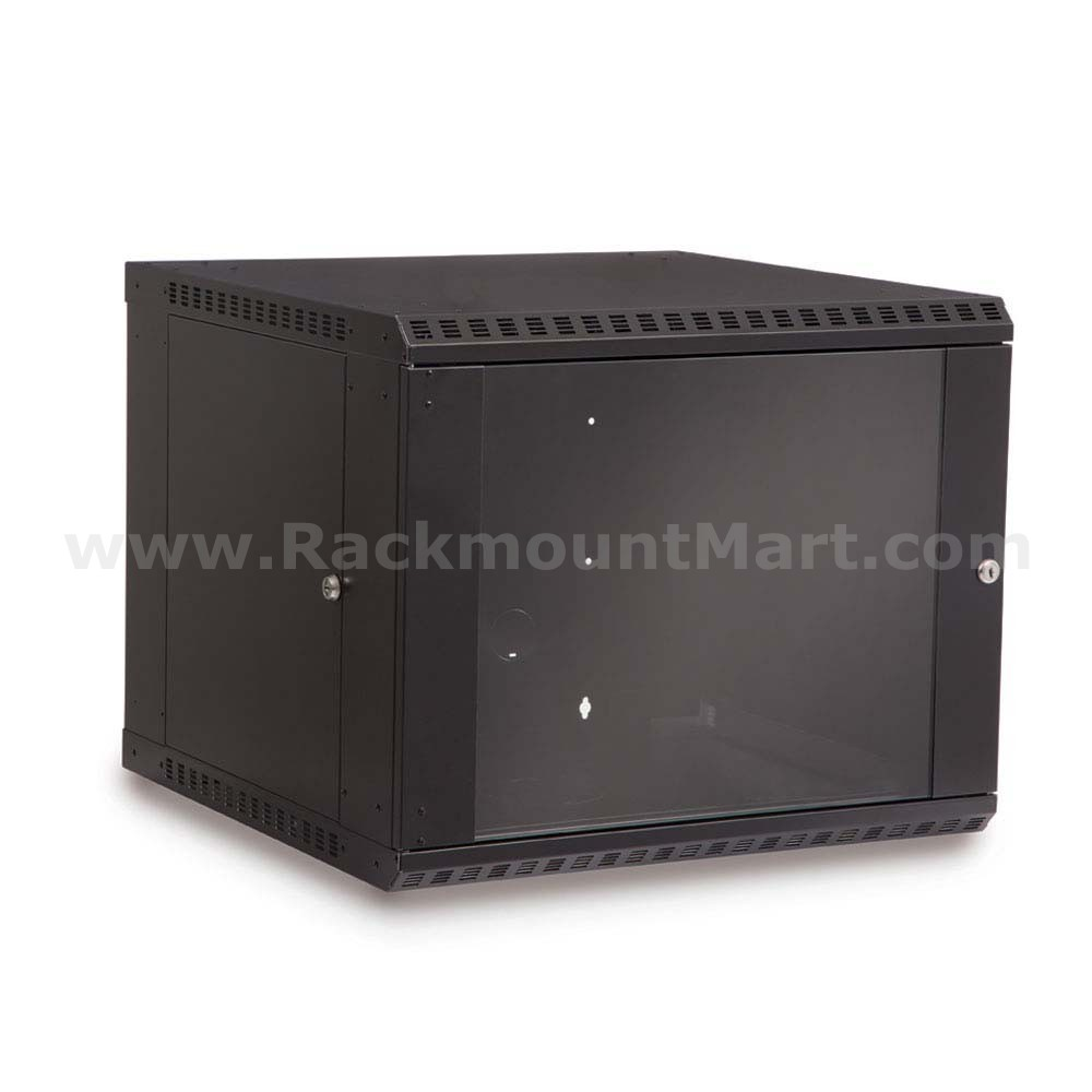 Wall Mount Cabinet With Lock Wb1203 9u Fixed Wall Mount Cabinet