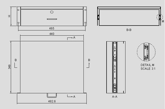Rack Drawer