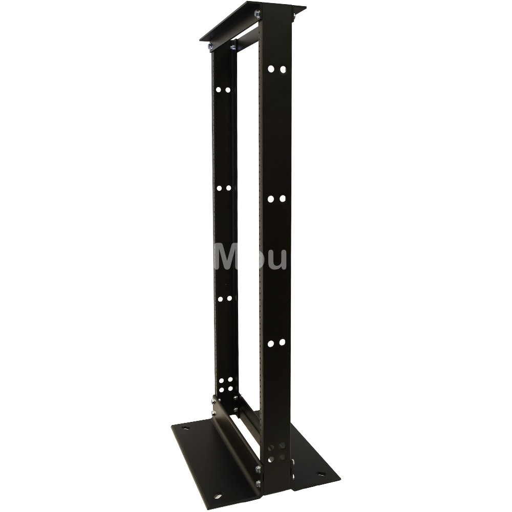 24u Rack Short 4 Foot Aluminum 19in X 4ft 12 24