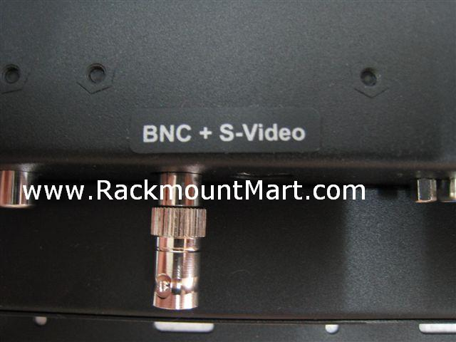 Industrial Display Rca Bnc Adapter