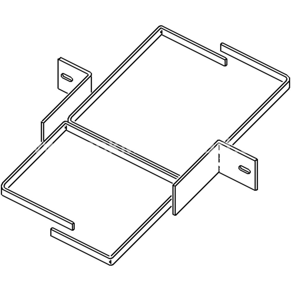cable management ring   2 brackets  2 per