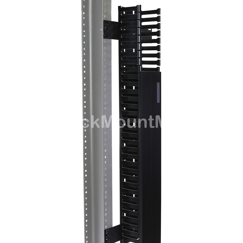 Made In Usa Cable Management Vertical Channel Bridge