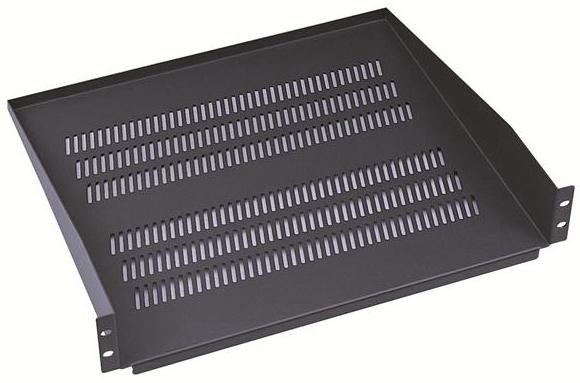PC All Metal Parts 1U Half-Rack 9.5 inch Blank Panel