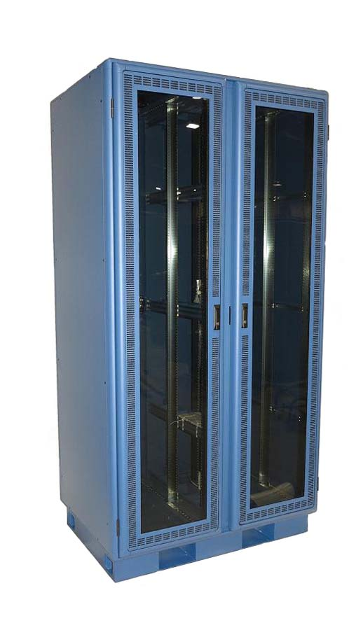 Extra Wide Computer Rack  sc 1 st  Rackmount Mart & Rackmount Mart - Server Rack  Server Cabinet  Network Rack and ...