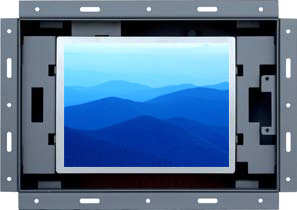 Id 06p Led 6 5 Quot Open Frame Lcd With Led Backlit Panel Display