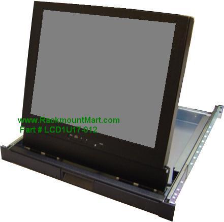 Rackmount Monitor Drawer Lcd1u17 012