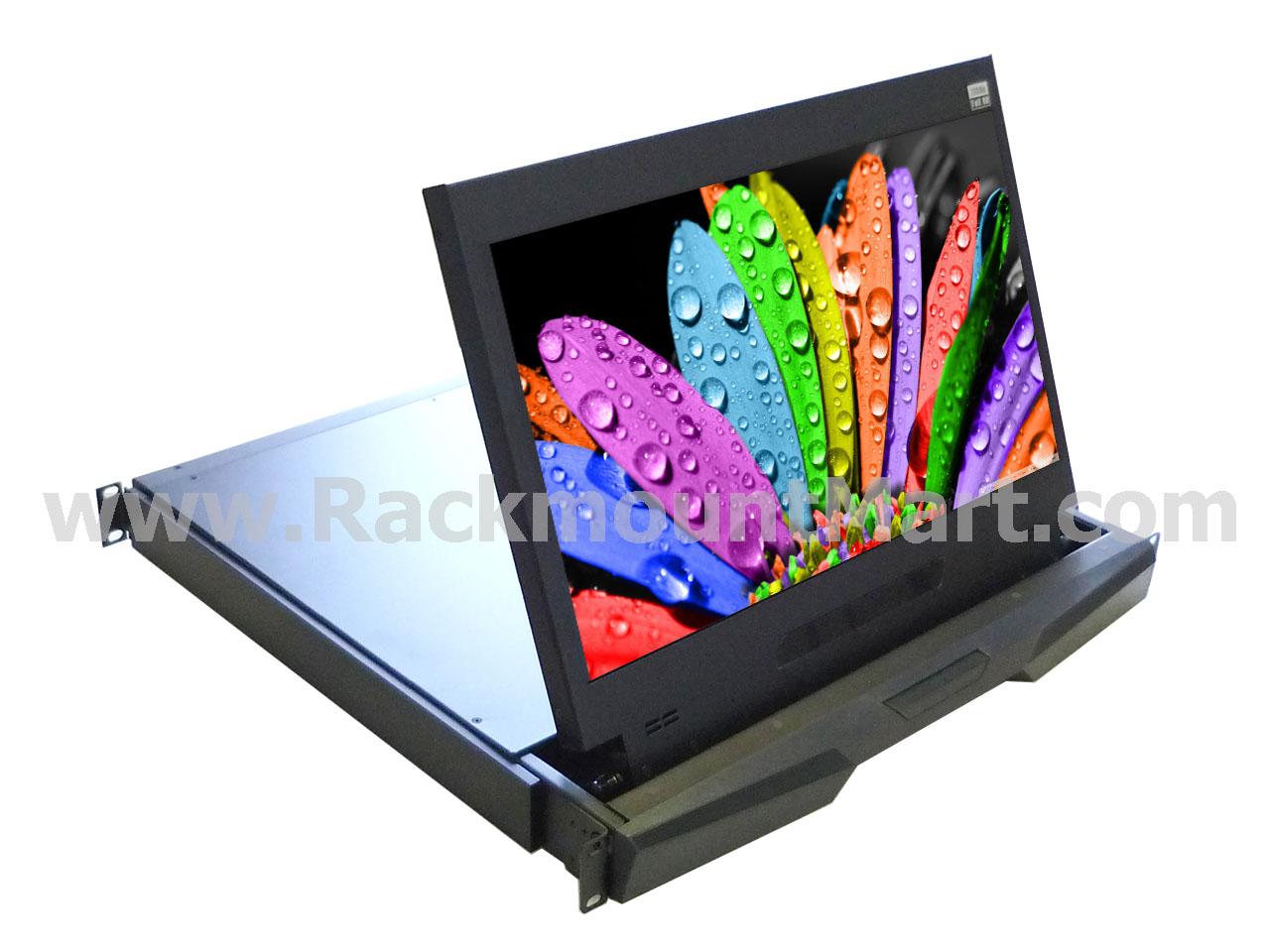 Rackmount 17 Quot Full Hd Monitor Drawer Lcd1u17 018