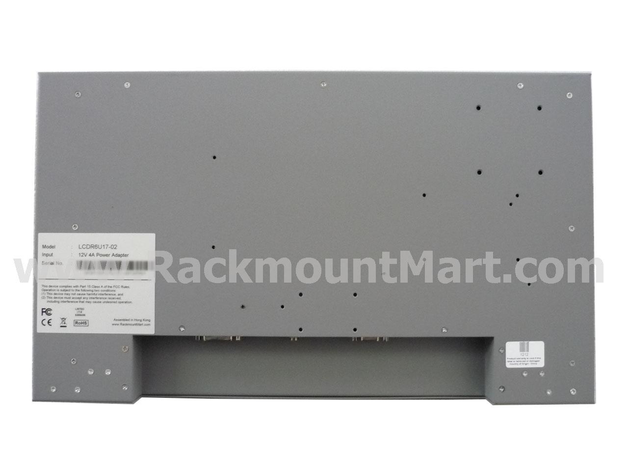Lcdr6u17 02 6u 17 Quot Full Hd 1080p Rack Monitor