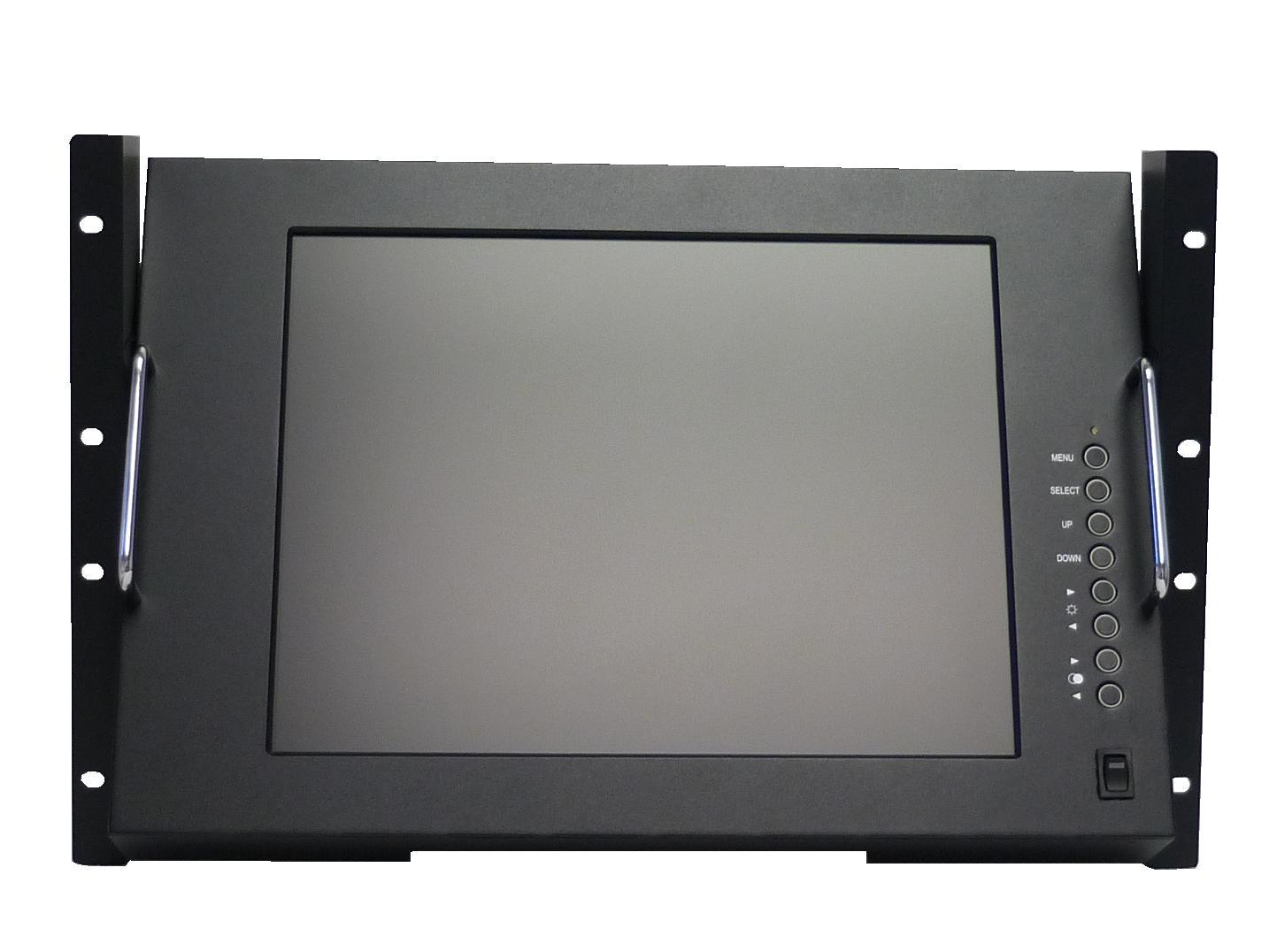 Rack Monitor Siriusview Lcdr7u15 01