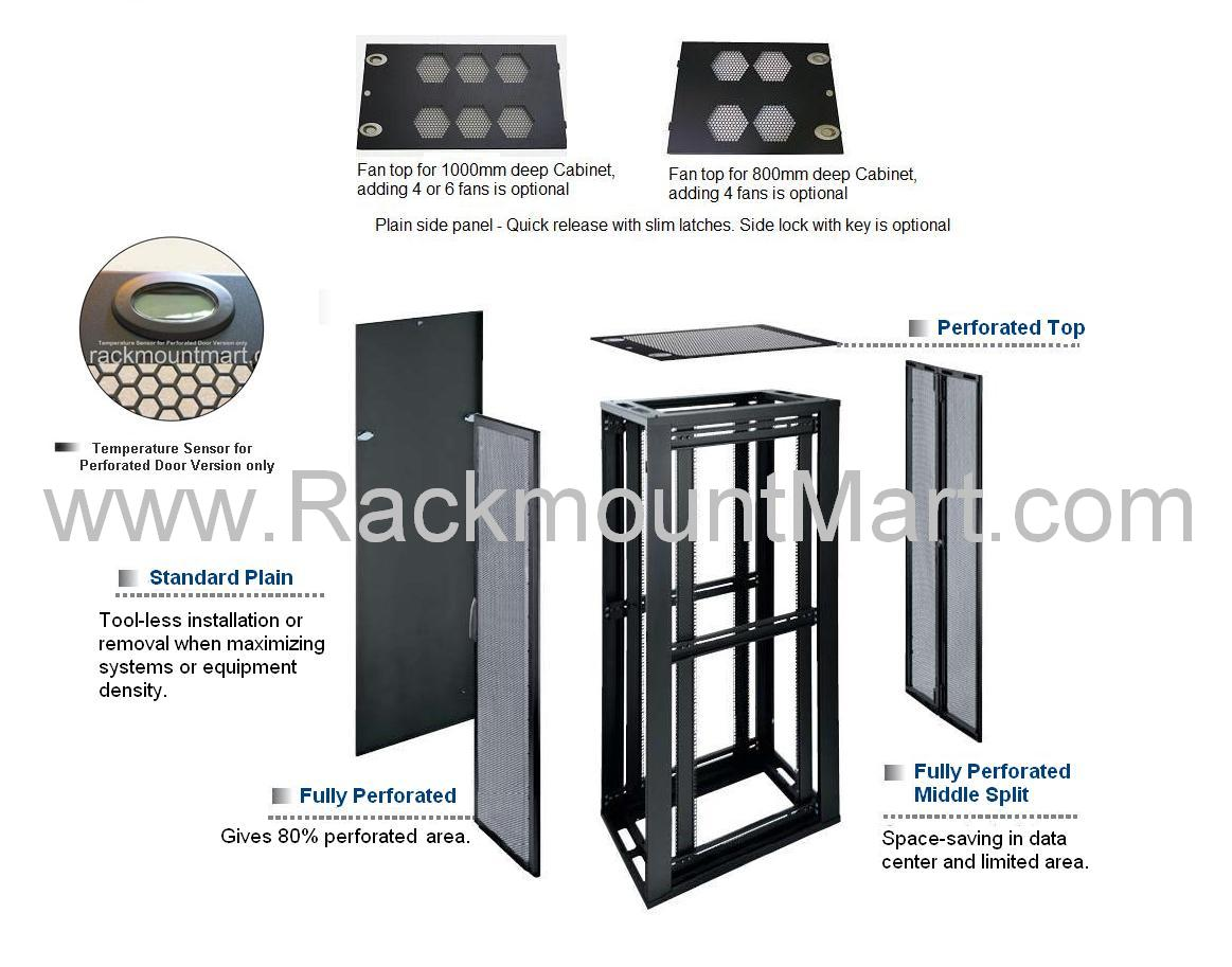 what size are rack mount screws