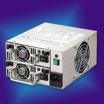 Rackmount Mart Ps 2 400w 400w Mini Redundant Power