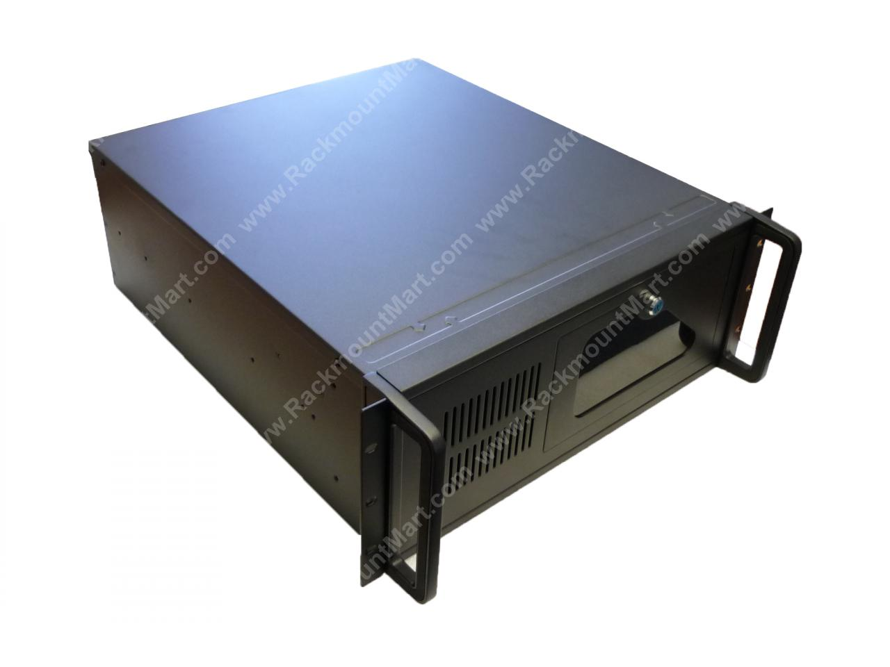 3u spi-400w(fan-lcd)(3x525+7xhdds bay)rackmount chassis(d1496) matx case new