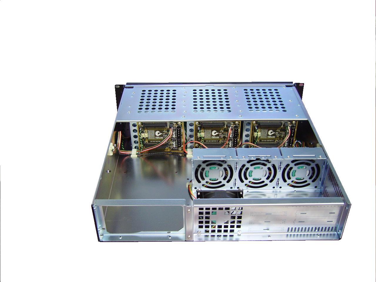 Raid Storage 2u Rackmount Storage Chassis Disk Array